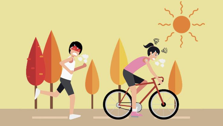fysisk-aktivitet-i-varmt-klima